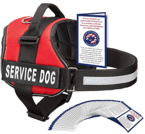 Industrial Puppy Service Dog Vest